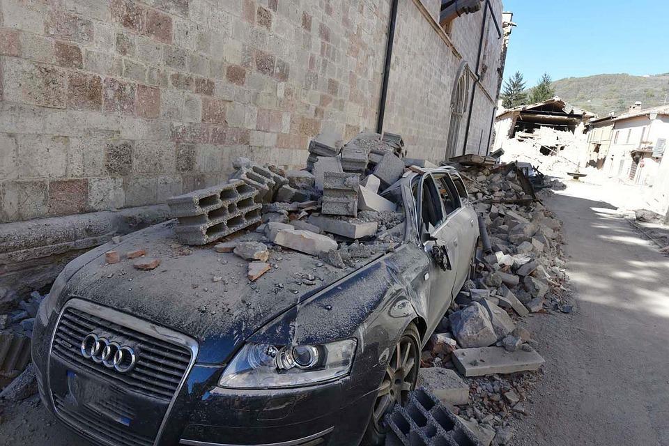 Il Terremoto e i Danni sugli Edifici in Muratura – 1° Parte