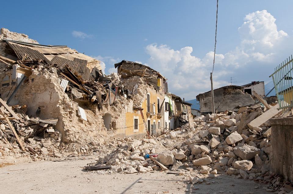 Terremoto: Magnitudo, Sismicità e Pericolosità Sismica