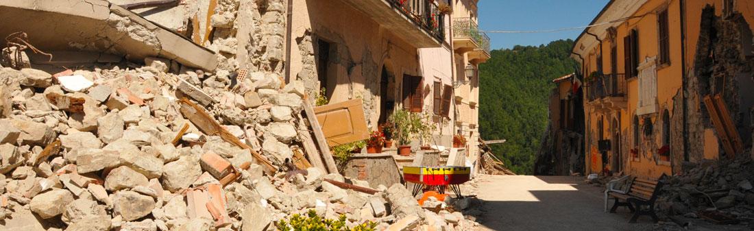 terremoto Regione marche