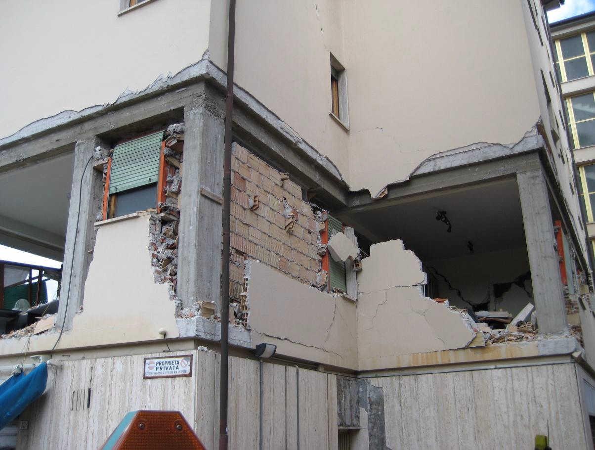 Il Terremoto e i Danni sugli Edifici in Cemento Armato – 2ª Parte